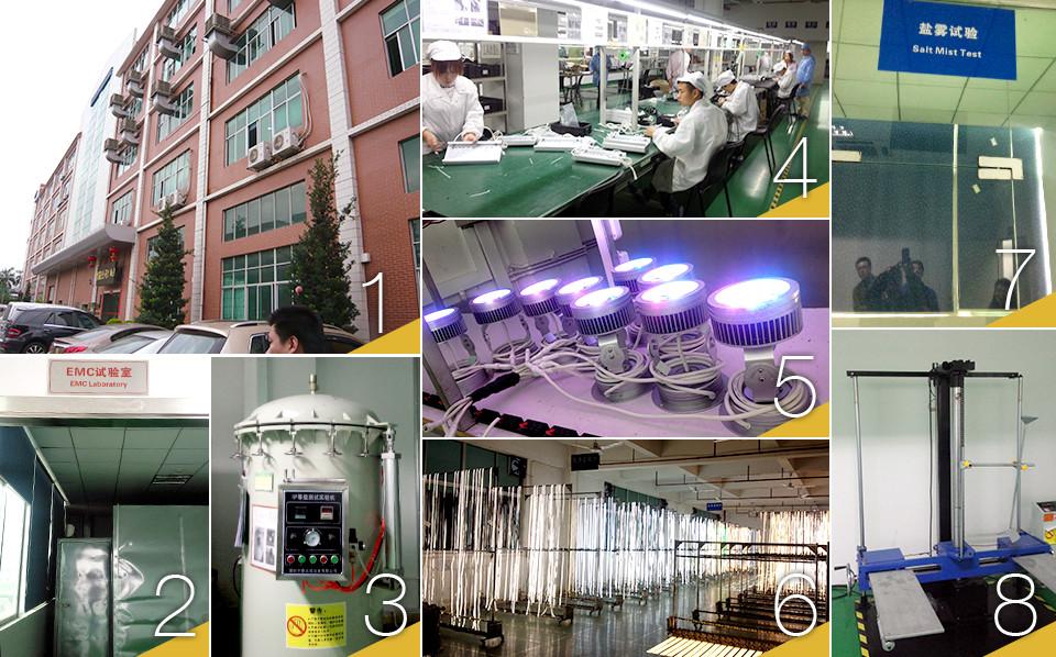中国 シンセン工場