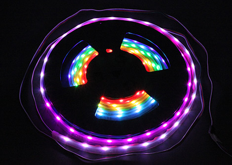 CCR互換 RGB側面発光テープライト