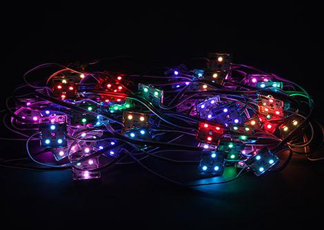 コズミックカラーリボン 互換LEDモジュール