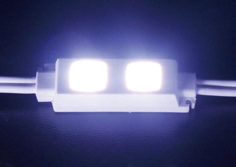 LEDモジュールライト SMD5050型 2球タイプ