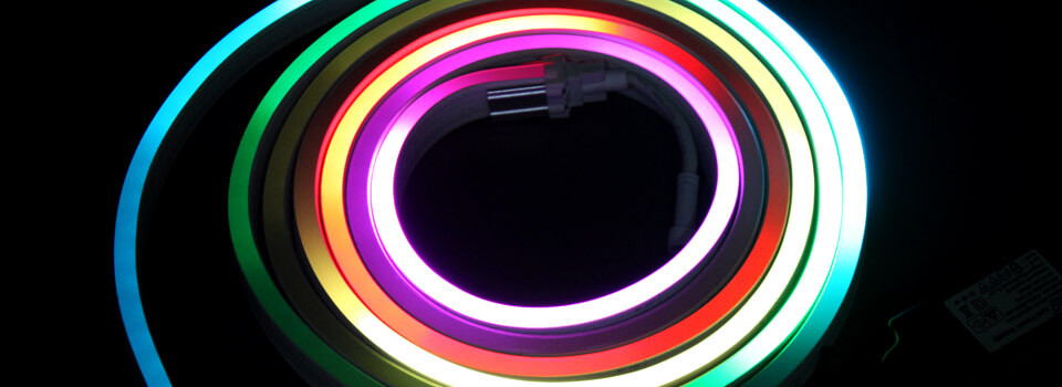 LEDネオンフレックスライト