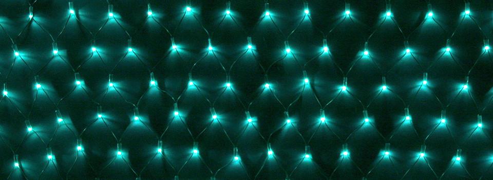 LEDネットイルミネーション(網状ライト)