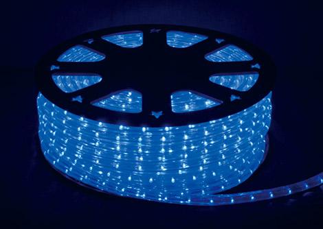 LEDロープライト(チューブライト)10mm 2芯タイプ
