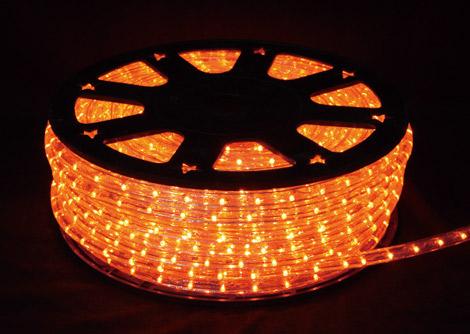 LEDロープライト(チューブライト)13mm 2芯タイプ