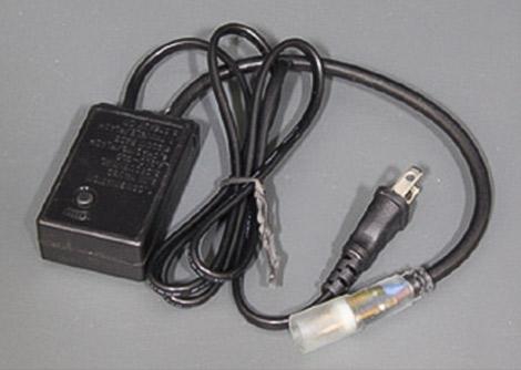 LEDロープライト(チューブライト) コントローラ付電源コード