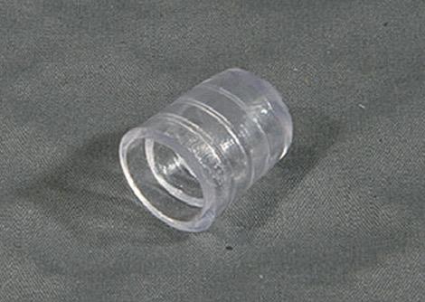 LEDロープライト(チューブライト) エンドキャップ