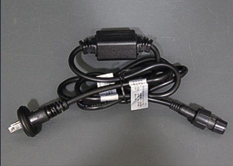 LEDロープライト(チューブライト) 電源コード