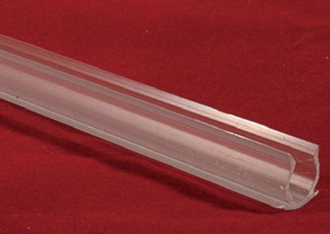 LEDロープライト(チューブライト) 固定用レール