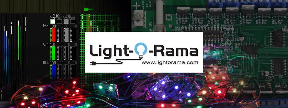 Light-O-Rama(ライトオーラマ)