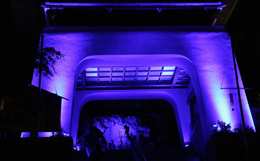 今年で14回目となる「江の島灯篭2021」